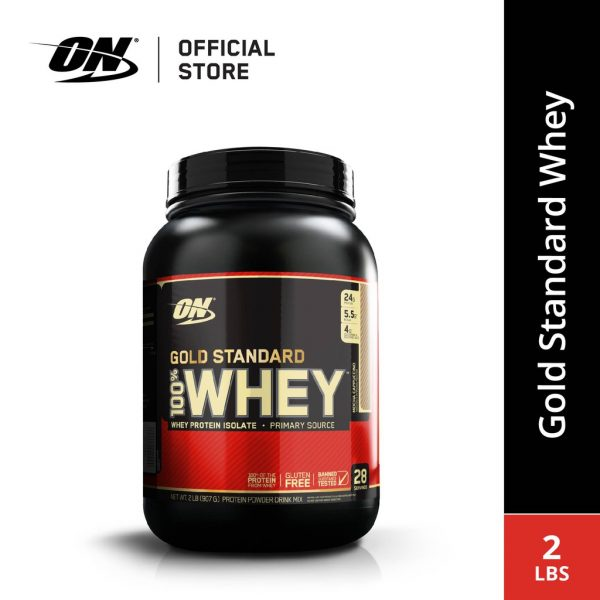 Buy Optimum Nutrition Gold Standard 100% Whey Protein 2lbs Price In Pakistan 2021