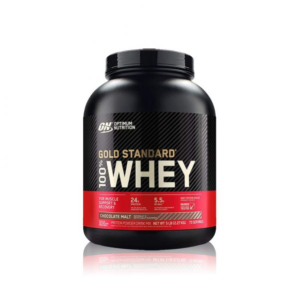 Buy Gold Standard 100% 5LBS OPTIMUM NUTRITION ON Whey Protein in All Over Pakistan 2021