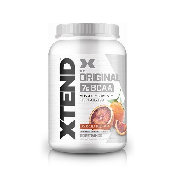 Buy 90 Servings Italian Blood Orange Scivation Xtend The Original 7Gram BCAA At www.arnutrition.pk - www.arnutrition.pk iS thE BeSt Food Supplement Store In Pakistan 2021