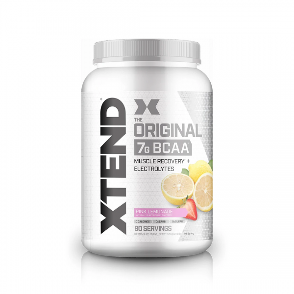 Buy 90 Servings Pink Lemonade Scivation Xtend The Original 7Gram BCAA At www.arnutrition.pk - www.arnutrition.pk iS thE BeSt Food Supplement Store In Pakistan 2021