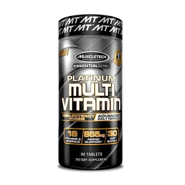 Buy MUSCLETECH® Essential Series Platinum Multivitamin - 90 Tablets In All Over Lahore Pakistan 2021, www.arnutrition.pk iS The Best Food Supplements Store In Lahore Pakistan