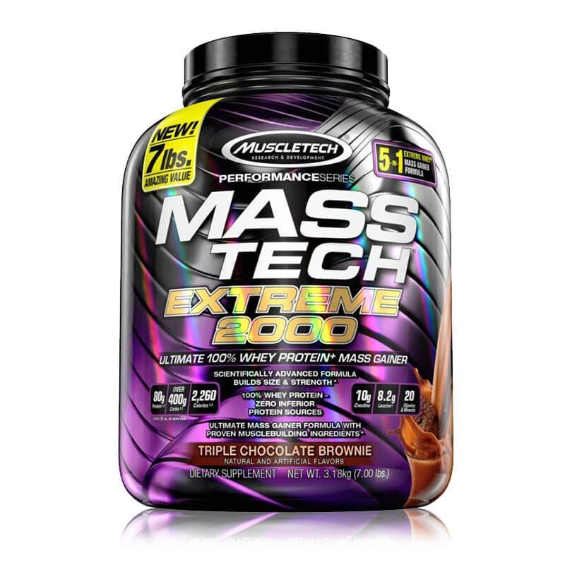 Buy MUSCLETECH® Performance Series MASS-TECH EXTREME 2000 Ultimate Whey Protein + Mass Gainer 7 LBS All Over Lahore Pakistan 2021,www.arnutrition.pk iS The Best Food Supplements Store In Lahore Pakistan