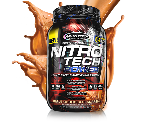 Buy MUSCLETECH® Performance Series NITRO-TECH POWER (Ultimate Muscle Amplifing Protein) 2 LBS Price In Pakistan 2021 - www.arnutrition.pk is The Best Supplement Store In Pakistan Lahore