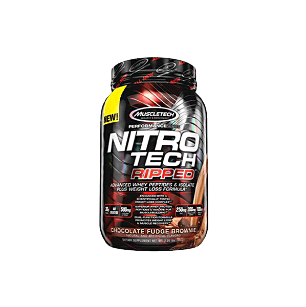 Buy MUSCLETECH® Performance Series NITRO-TECH RIPPED Ultimate Protein + Weight Loss Formula 2 LBS Price In Pakistan 2021 - www.arnutrition.pk is The Best Supplement Store In Pakistan Lahore