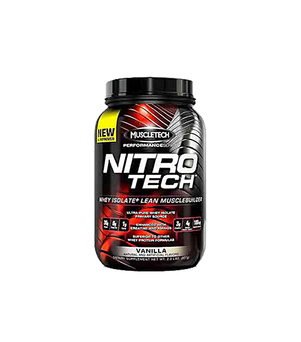 Buy MUSCLETECH® Performance Series NITRO-TECH Whey Isolate + Lean Muscle Builder 2 LBS All Over Lahore Pakistan 2021,www.arnutrition.pk iS The Best Food Supplements Store In Lahore Pakistan