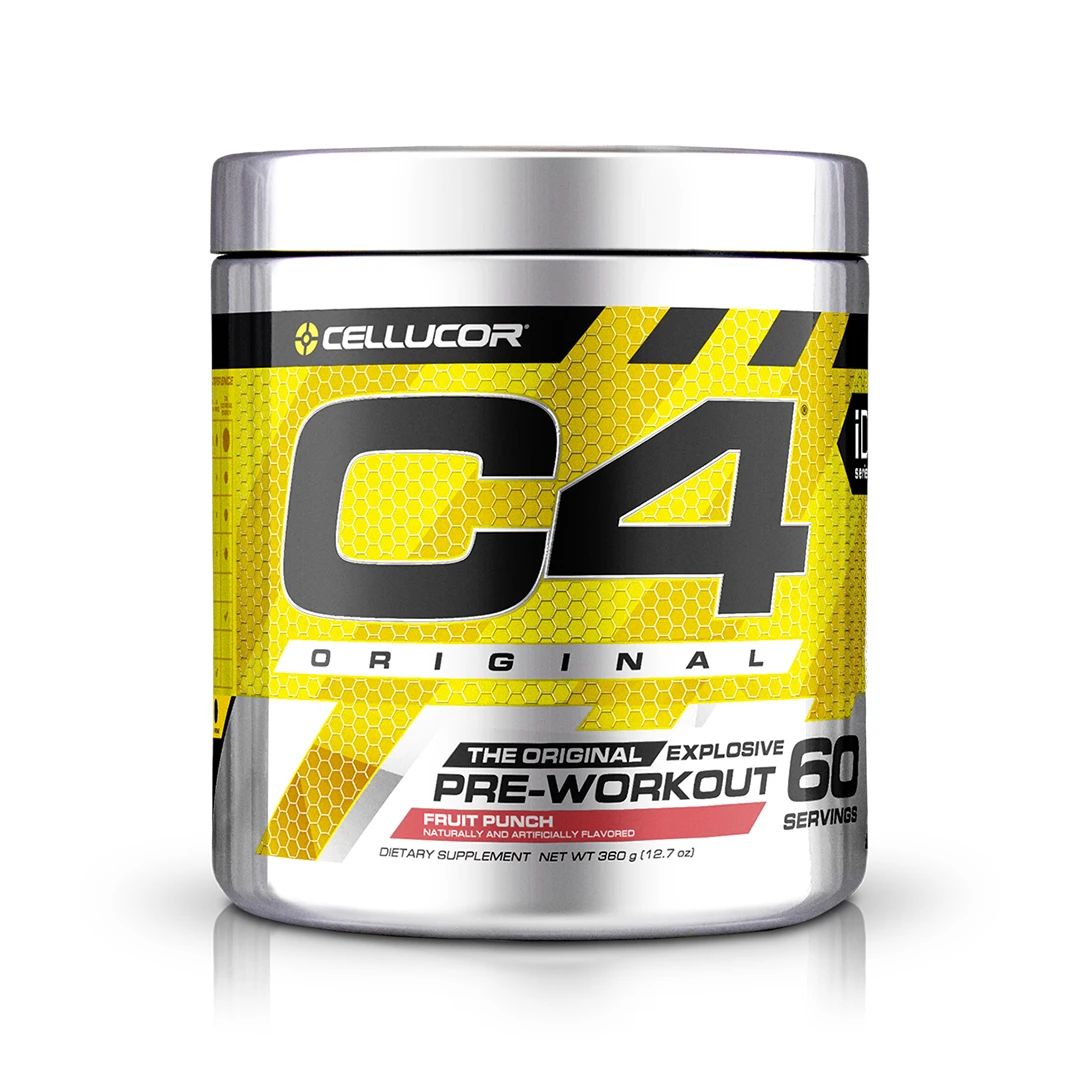 Buy CELLUCOR® C4 Original Explosive Pre-Workout Supplement 60 Servings Fruit Punch All Over In Lahore Pakistan 2021, www.arnutrition.pk iS The Best Food Supplements Store In Lahore Pakistan