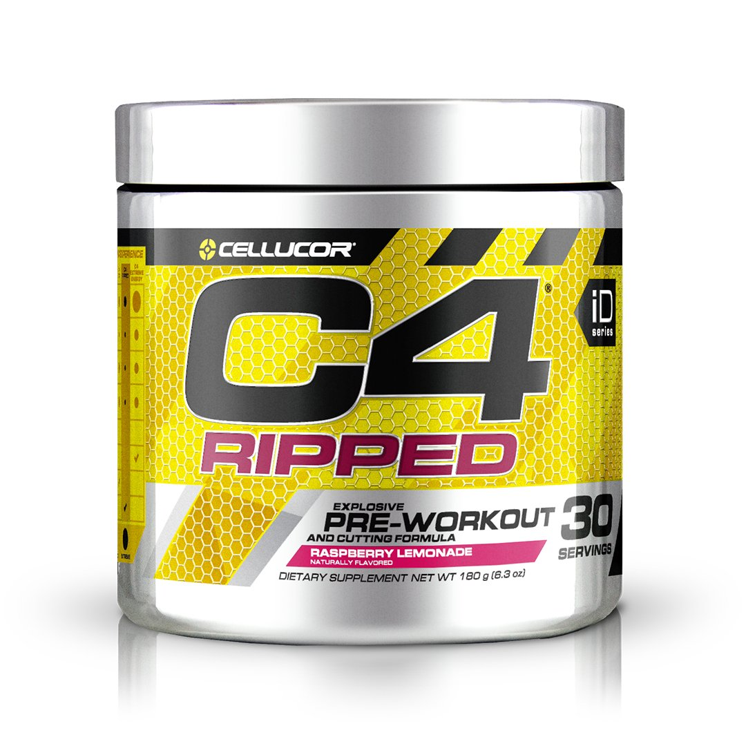 Buy CELLUCOR® C4 Ripped Explosive Pre-Workout Supplement 30 Servings Raspberry All Over In Lahore Pakistan 2021, www.arnutrition.pk Best Supplements Store In Lahore