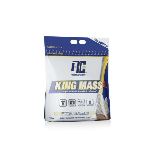 Buy Ronie Coleman King Mass XL Super Anabolic Growth Accelrator 15 LBS All Over In Lahore Pakistan 2021, www.arnutrition.pk iS The Best Food Supplements Store In Lahore Pakistan