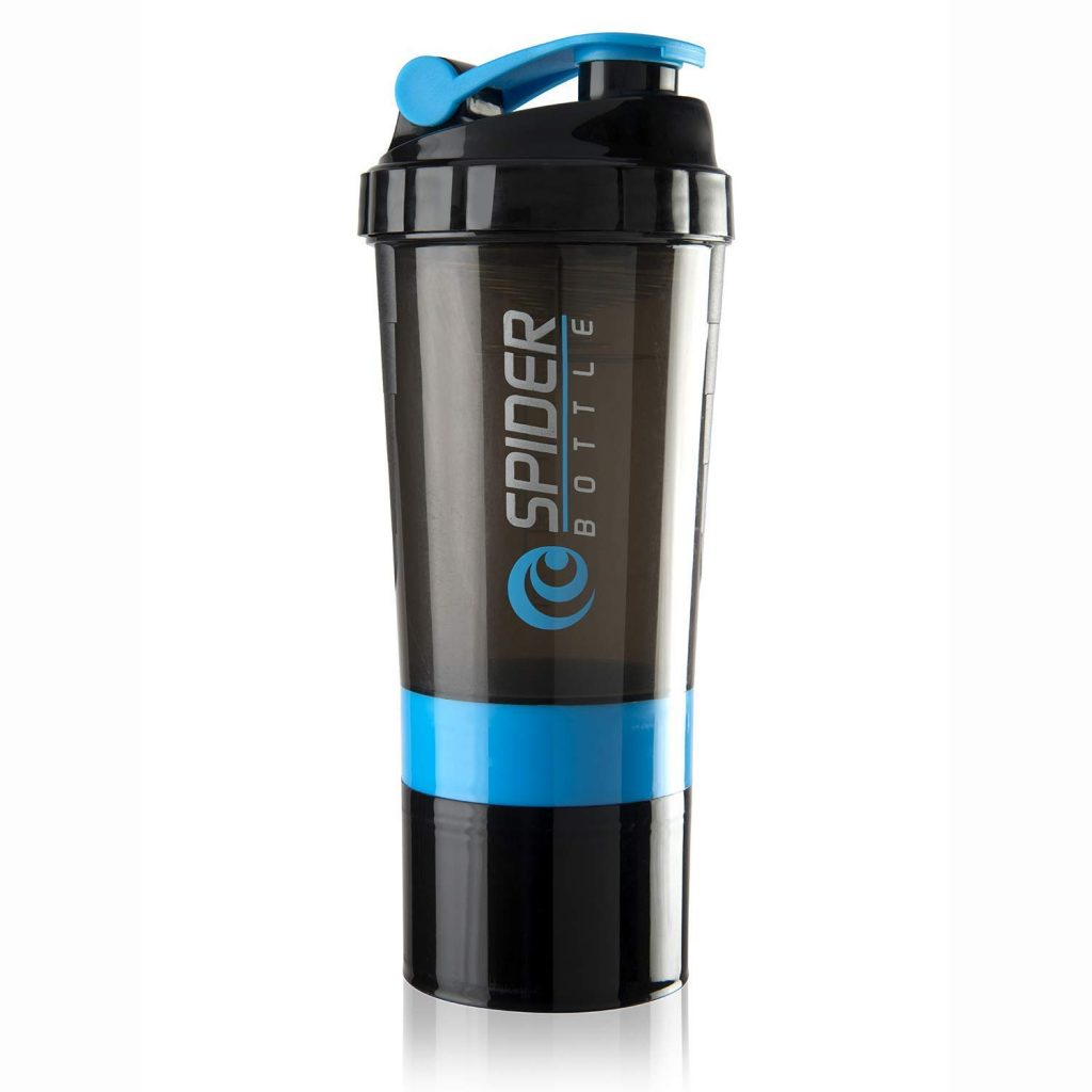 Buy Combo of Spider Protein Shaker Bottle 500ML With 2 Storage Extra Compartment All Over In Lahore Pakistan 2021, www.arnutrition.pk iS The Best Food Supplements Store In Lahore Pakistan 3