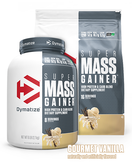 Buy Dymatize Super Mass Gainer in Gourmet Vanilla 6 LBS 12 LBS All Over in Lahore Pakistan 2021, www.arnutrition.pk iS The Best Food Supplements Store In Lahore Pakistan