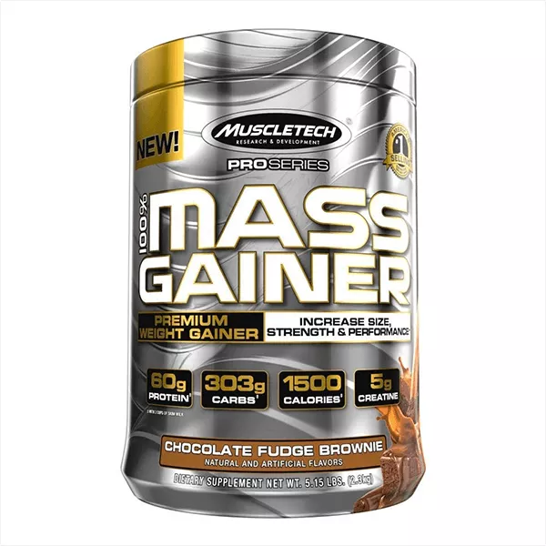 Buy Muscletech Pro Series 100% Mass Gainer in 5.15 LBS Chocolate Fudge Brownie Flavor All Over In Lahore Pakistan 2021, www.arnutrition.pk iS The Best Food Supplements Store In Lahore Pakistan