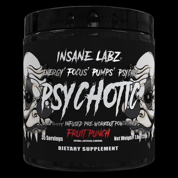 Buy Psychotic Black Infused Pre Workout Powerhouse By Insane Labz in 35 Servings All Over In Lahore Pakistan 2021, www.arnutrition.pk iS The Best Food Supplements Store In Lahore Pakistan