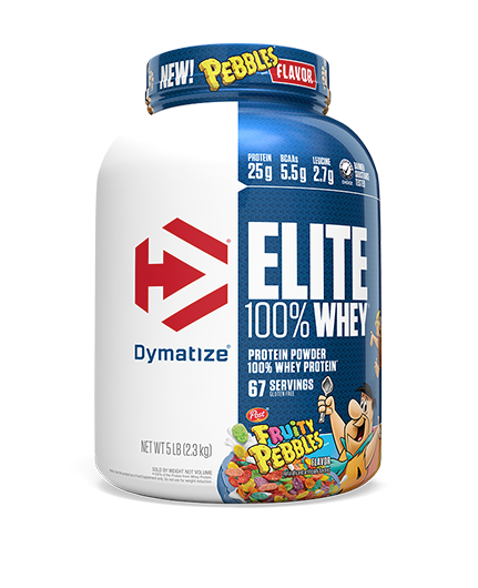 Buy Dymatize Elite 100% Whey Protein Powder In 5 LBS Fruity Pebbles All Over In Lahore Pakistan 2022, Dymatize Elite 100% Whey Protein Powder Price In Pakistan 2022, www.arnutrition.pk iS The Best Food Supplements Store In Lahore Pakistan